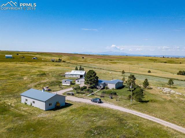 4330 County 106 Road, Elizabeth, CO 80107 (#5816992) :: 8z Real Estate