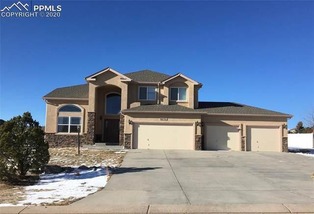 9275 Rockingham Drive, Peyton, CO 80831 (#5818652) :: Finch & Gable Real Estate Co.