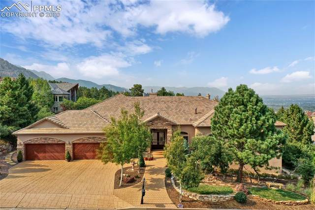 4671 Stone Manor Heights, Colorado Springs, CO 80906 (#5820027) :: Action Team Realty