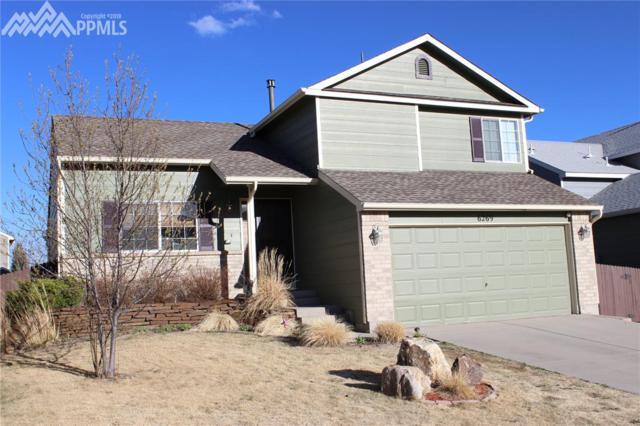 6269 Hartman Drive, Colorado Springs, CO 80923 (#5820740) :: RE/MAX Advantage