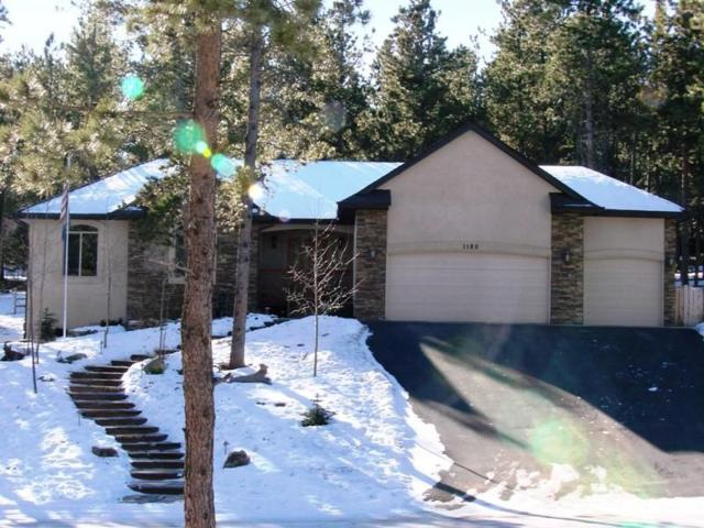 1185 Karen Lane, Woodland Park, CO 80863 (#5821089) :: RE/MAX Advantage