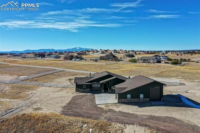12070 Silver Concho Trail, Elbert, CO 80106 (#5821406) :: The Dixon Group