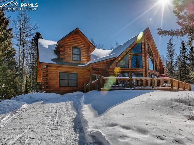 10842 S Highway 67, Cripple Creek, CO 80813 (#5821944) :: The Daniels Team
