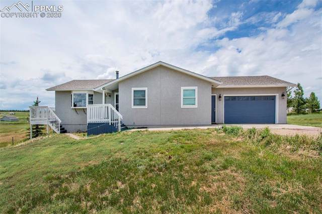 17879 Pinon Park Road, Peyton, CO 80831 (#5823894) :: Jason Daniels & Associates at RE/MAX Millennium