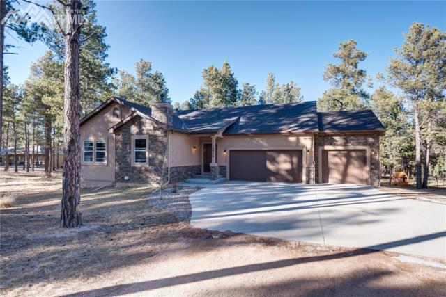 10956 Silver Mountain Point, Colorado Springs, CO 80908 (#5827039) :: Jason Daniels & Associates at RE/MAX Millennium
