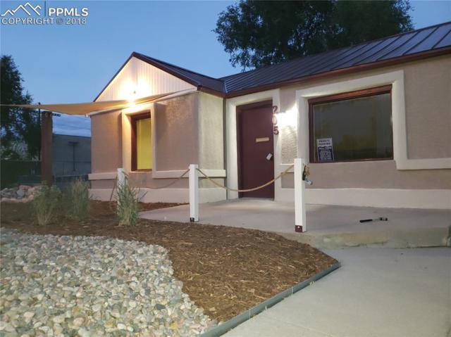 205 Bonfoy Avenue, Colorado Springs, CO 80909 (#5827371) :: The Daniels Team