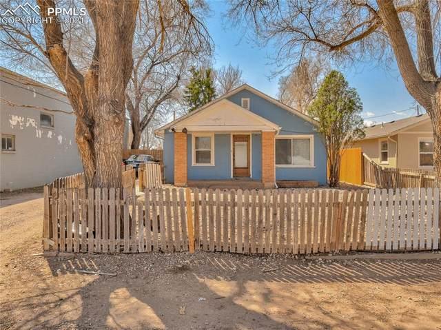 2437 E St Vrain Street, Colorado Springs, CO 80909 (#5830081) :: Tommy Daly Home Team