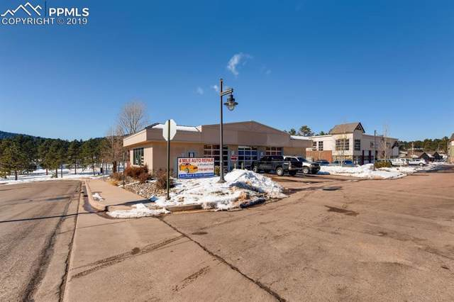 1027 E Highway 24 Highway, Woodland Park, CO 80863 (#5831010) :: 8z Real Estate