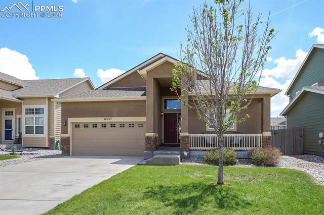 6557 Roundup Butte Street, Colorado Springs, CO 80925 (#5831414) :: The Treasure Davis Team