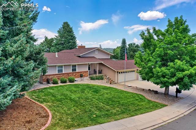 3620 E Wade Lane, Colorado Springs, CO 80917 (#5833614) :: The Harling Team @ Homesmart Realty Group