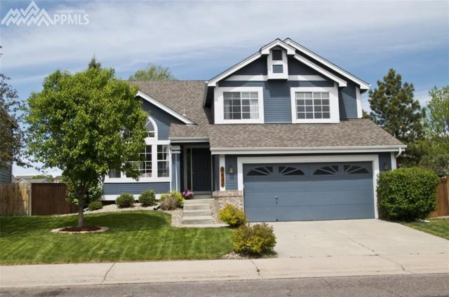 4621 N Diamondleaf Drive, Castle Rock, CO 80109 (#5835994) :: Fisk Team, RE/MAX Properties, Inc.