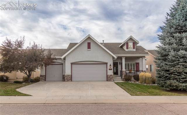 5766 Creekwood Court, Colorado Springs, CO 80918 (#5836037) :: The Hunstiger Team
