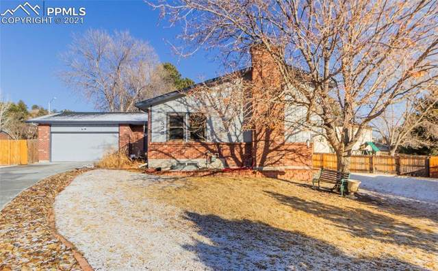 522 Silver Spring Circle, Colorado Springs, CO 80919 (#5837000) :: Realty ONE Group Five Star