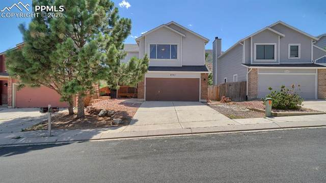 2741 Front Royal Drive, Colorado Springs, CO 80919 (#5838594) :: Tommy Daly Home Team