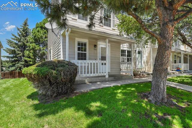 532 Shady Crest Circle, Colorado Springs, CO 80916 (#5840025) :: Fisk Team, eXp Realty