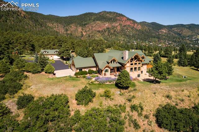 5150 Redstone Ridge Road, Monument, CO 80132 (#5841171) :: The Treasure Davis Team