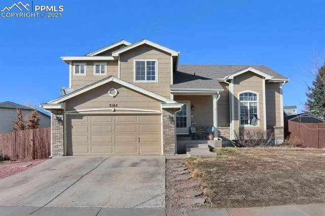 3165 Pony Tracks Drive, Colorado Springs, CO 80922 (#5843797) :: Action Team Realty
