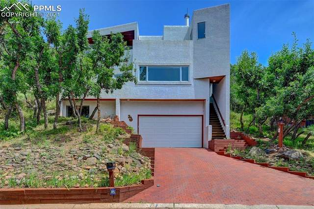 23 Sandra Lane, Manitou Springs, CO 80829 (#5846690) :: The Gold Medal Team with RE/MAX Properties, Inc
