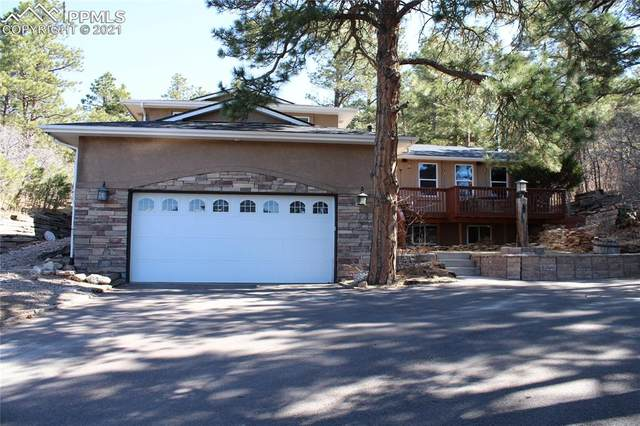 920 Tari Drive, Colorado Springs, CO 80921 (#5846839) :: Tommy Daly Home Team
