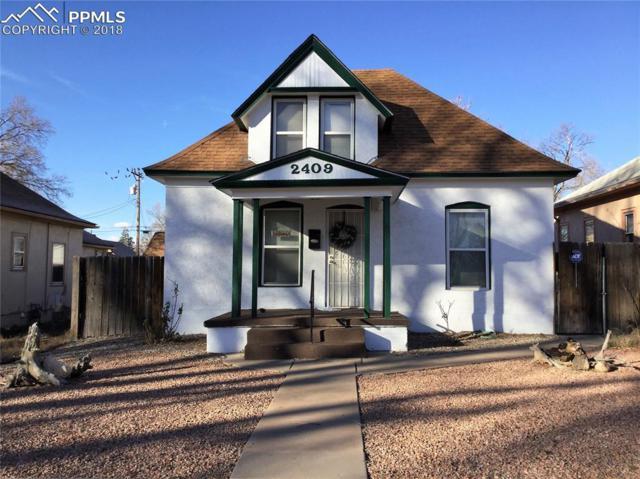 2409 Spruce Street, Pueblo, CO 81004 (#5849541) :: The Treasure Davis Team