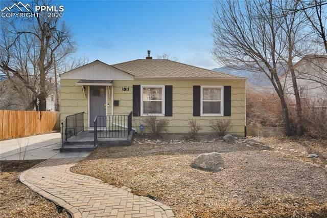 1811 W Bijou Street, Colorado Springs, CO 80904 (#5851421) :: 8z Real Estate