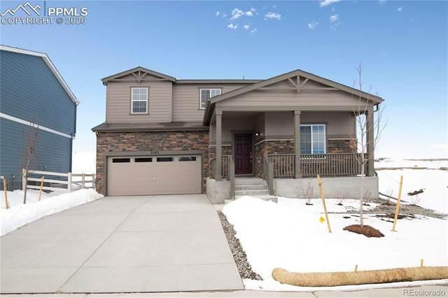 2103 Villageview Lane Lot 4, Castle Rock, CO 80104 (#5852608) :: The Dixon Group