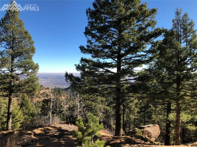 TBD Ponderosa View, Manitou Springs, CO 80829 (#5852737) :: 8z Real Estate