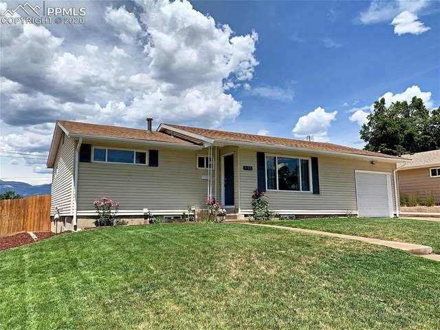 416 Rose Drive, Colorado Springs, CO 80911 (#5853757) :: 8z Real Estate