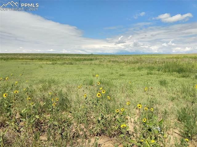 Parcel 6 Henderson Road, Colorado Springs, CO 80928 (#5856016) :: The Treasure Davis Team | eXp Realty