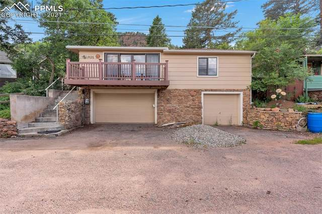 925 High Road, Manitou Springs, CO 80829 (#5858078) :: Action Team Realty