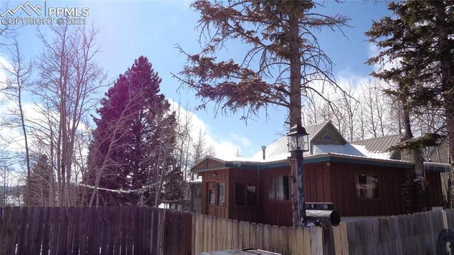 128 W Eaton Avenue, Cripple Creek, CO 80813 (#5858909) :: The Harling Team @ HomeSmart