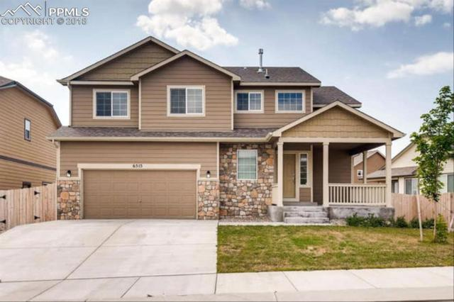 6515 Dancing Star Way, Colorado Springs, CO 80911 (#5860423) :: The Treasure Davis Team