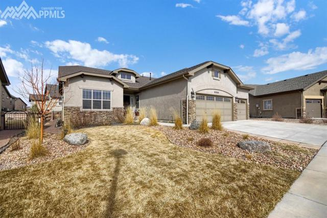 6066 Brave Eagle Drive, Colorado Springs, CO 80924 (#5860828) :: The Peak Properties Group