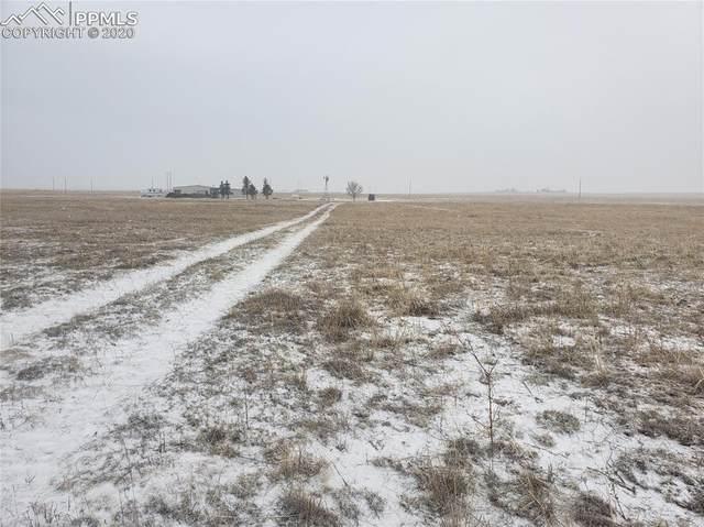 0 Jones Road, Calhan, CO 80808 (#5862150) :: Compass Colorado Realty