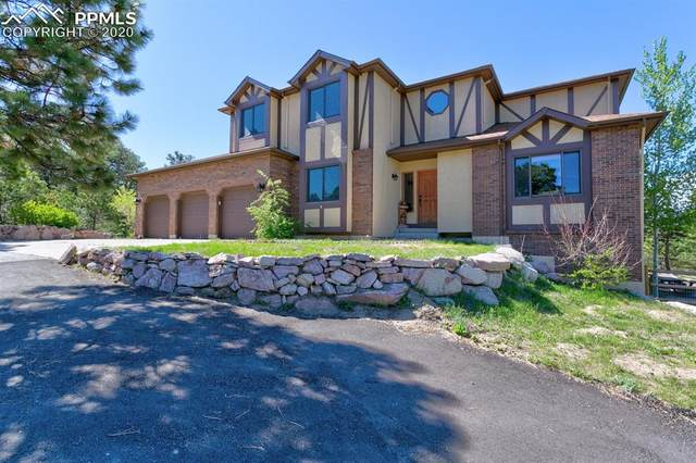 65 Pontiac Loop, Monument, CO 80132 (#5862217) :: The Harling Team @ Homesmart Realty Group