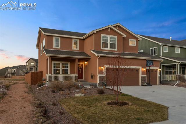 2002 Wagon Gap Drive, Monument, CO 80132 (#5865488) :: The Daniels Team