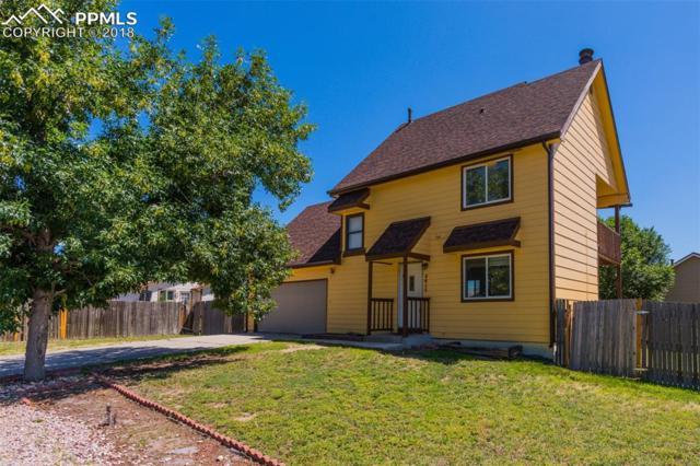 4415 Hollyridge Drive, Colorado Springs, CO 80916 (#5870695) :: Jason Daniels & Associates at RE/MAX Millennium