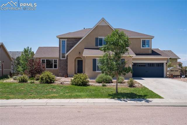 11125 Prairie Walk Terrace, Peyton, CO 80831 (#5870910) :: Fisk Team, RE/MAX Properties, Inc.