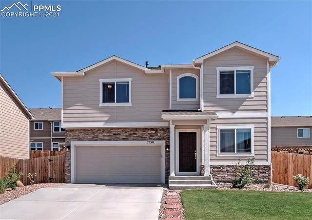 7130 New Meadow Drive, Colorado Springs, CO 80923 (#5872597) :: Tommy Daly Home Team