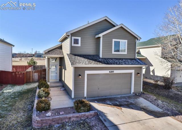 6285 Silverado Trail, Colorado Springs, CO 80922 (#5875398) :: Venterra Real Estate LLC