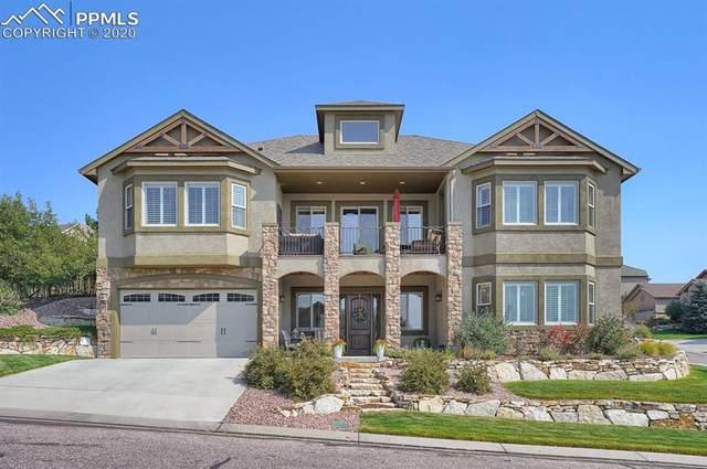 12503 Timberglen Terrace, Colorado Springs, CO 80921 (#5875925) :: The Treasure Davis Team