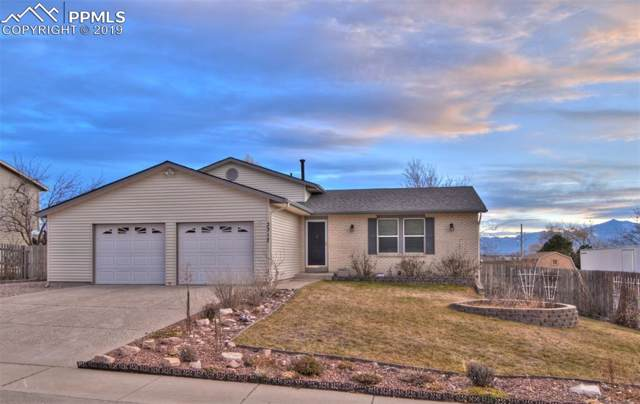2317 Legend Drive, Colorado Springs, CO 80920 (#5876626) :: Tommy Daly Home Team