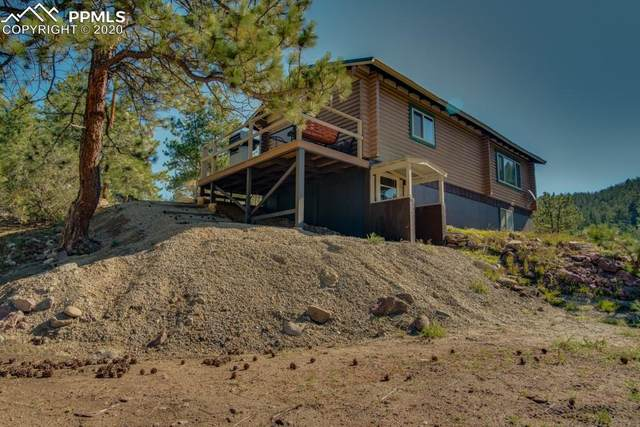 1841 Lakemoor Drive, Florissant, CO 80816 (#5877430) :: Tommy Daly Home Team