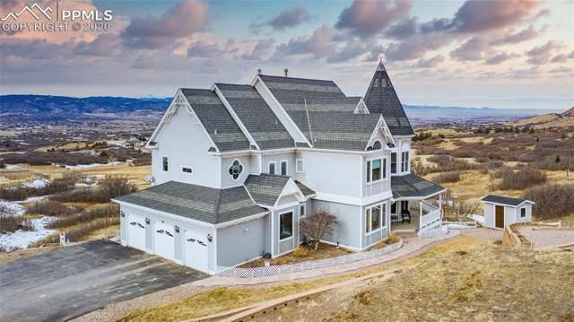 1391 Twin Oaks Lane, Castle Rock, CO 80109 (#5878113) :: HomePopper