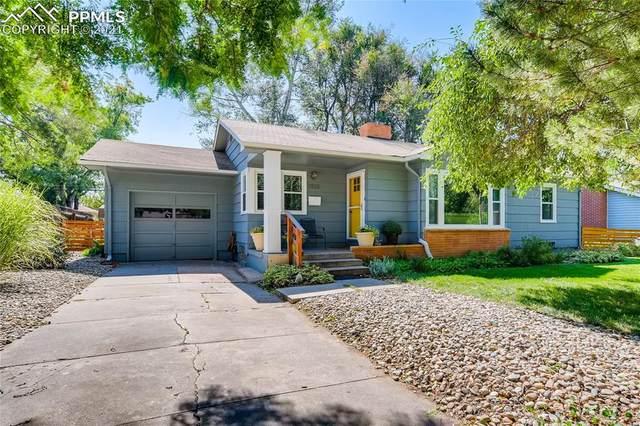 2803 Ute Drive, Colorado Springs, CO 80907 (#5880286) :: Fisk Team, RE/MAX Properties, Inc.