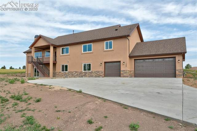 108 Samantha Way, Divide, CO 80814 (#5881071) :: Finch & Gable Real Estate Co.