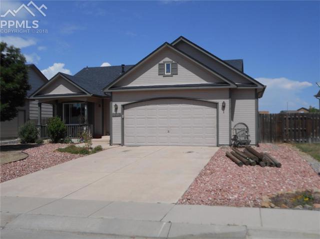 7932 Gladwater Road, Peyton, CO 80831 (#5881315) :: The Peak Properties Group