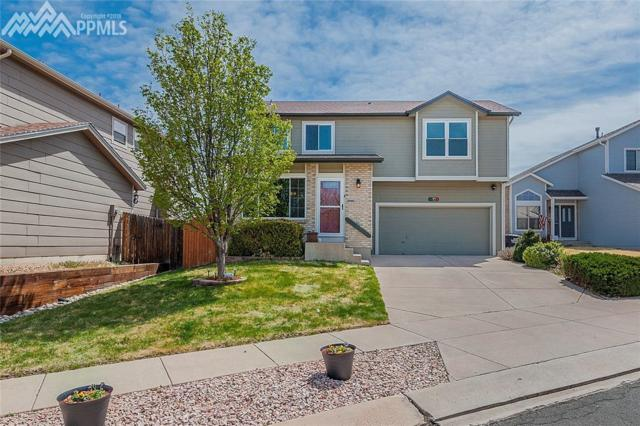 6037 Corinth Drive, Colorado Springs, CO 80923 (#5882742) :: Jason Daniels & Associates at RE/MAX Millennium
