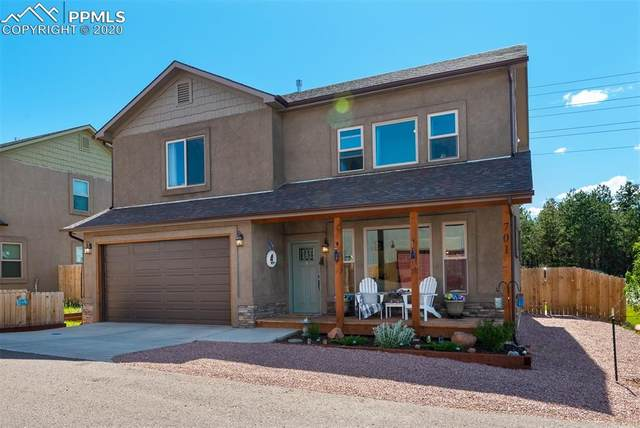 701 Valley View Drive, Woodland Park, CO 80863 (#5884618) :: 8z Real Estate