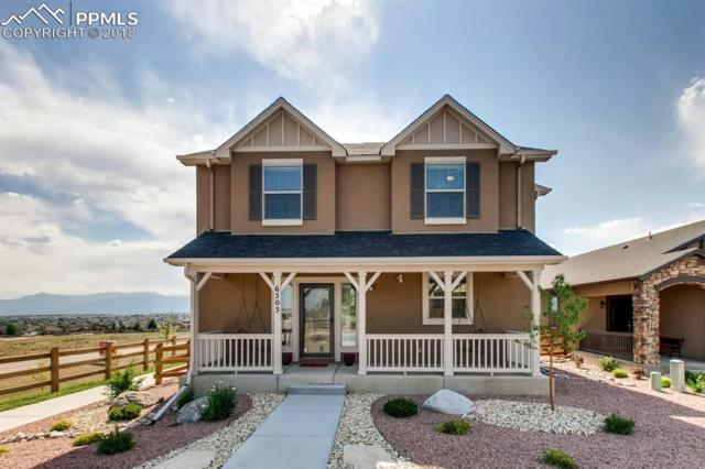 6505 Dance Hall Lane, Colorado Springs, CO 80923 (#5884861) :: The Hunstiger Team